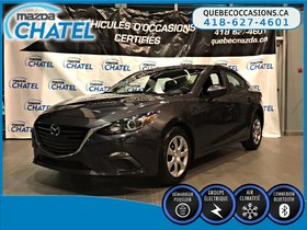 Mazda Mazda3 GX - A/C - BLUETOOTH 2015