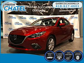 Mazda Mazda3 GS - TOIT OUVRANT - SIEGES CHAUFFANTS 2015