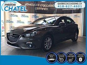 Mazda Mazda3 Sport GS - GPS - TOIT OUVRANT - BLUETOOTH 2015