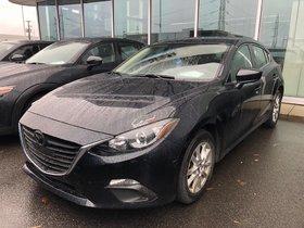 Mazda Mazda3 Sport GS - CAMÉRA - SIEGES CHAUFFANTS - A/C 2016
