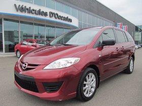 Mazda Mazda5 GS 2008 **TRÈS BAS KILOMÉTRAGE**