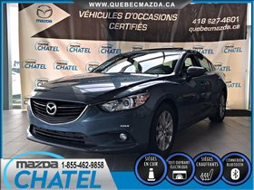 Mazda Mazda6 GS - CUIR - TOIT OUVRANT - SIEGES CHAUFFANTS - 2014