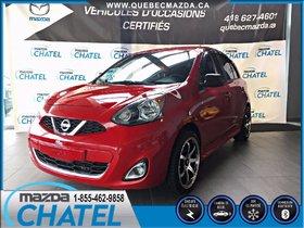 Nissan Micra SR (MANUELLE A/C) 2015