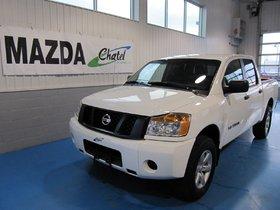 Nissan Titan CREW CAB AWD 2014 BAS KILOMETRAGE