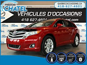 Toyota Venza XLE - CUIR - TOIT OUVRANT - SIEGES CHAUFFANTS 2015
