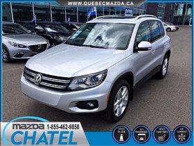 Volkswagen Tiguan COMFORTLINE (AUTO A/C) 2014 **ENSEMBLE SPORT**