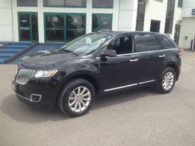2013 Lincoln MKX VISTA ROOF & NAVIGATION