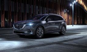 Honda Pilot 2016 vs Mazda CX-9 2017 : deux VUS à Sherbrooke