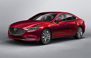 Les essais routiers sur la nouvelles Mazda6 2018 sont sortis