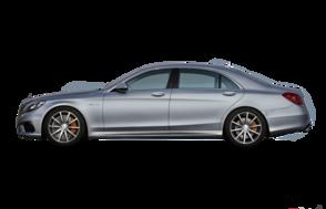 Mercedes-Benz Classe S 63 AMG 4MATIC 2014 {4}