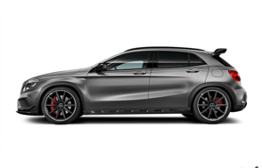 Mercedes-Benz Classe GLA À VENIR 2015