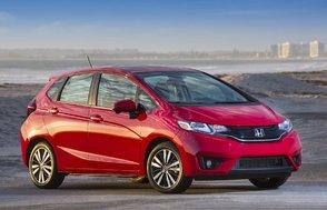 La Honda Fit obtient la mention Meilleur Choix Sécurité de l'IIHS