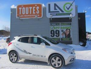 Buick Encore  2014 CUIR ET TISSUS+CAMERA+ GR ELECTRIQUE
