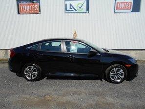 Honda Civic Sedan LX 2016 COMME NEUF
