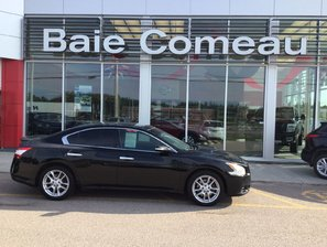 Nissan Maxima 3.5 SV 2009 V6 + CUIR + TOIT OUVRANT - GROUPE SPORT