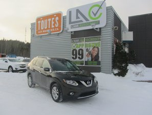 Nissan Rogue Sv awd 2014 TOIT PANORAMIQUE+SIEGES CHAUFFANT