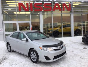 Toyota Camry LE, 4 CYL. TRÈS PROPRE !!!! 2012
