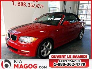 BMW 1 Series 2011 128i / DÉCAPOTABLE /  MANUEL