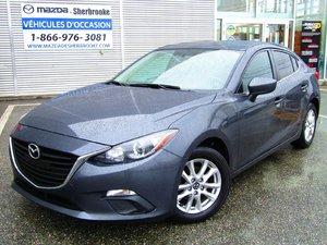 Mazda Mazda3 2015 GS 39965KM SIÈGES CHAUFFANTS  + GPS