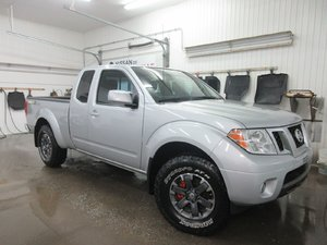 Nissan Frontier 2015 PRO-4X/KING CAB/GPS