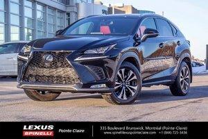 2019 Lexus NX NX 300, AWD, F-SPORT