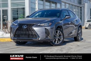 Lexus UX 200 FSPORT SERIES 1 2019