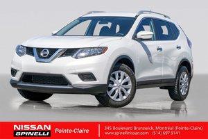 Nissan Rogue S FWD 2014
