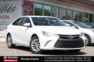 2015 Toyota Camry LE 4 CYL