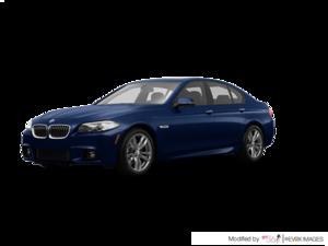 2016 BMW 5 Series Sedan 528i xDrive