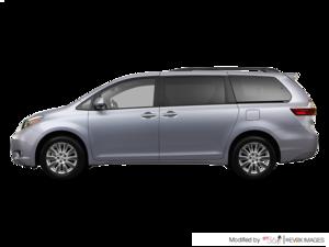 2016 Toyota Sienna FWD 7-PASS