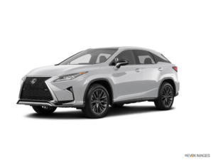 Lexus RX 350 F SPORT II AWD; CUIR TOIT GPS ANGLES MORTS LSS+ 2019