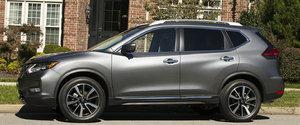 Le Nissan Rogue 2019 est arrivé chez Capitale Nissan