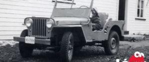 Un Jeep c't'un Jeep, même pour les enfants!