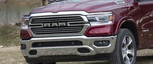 Voyez la vidéo virale Je l'aime mon pickup  RAM!