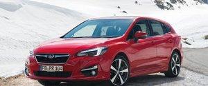 Subaru Impreza 2018 : la seule berline compacte à traction intégrale
