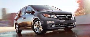 Honda Odyssey 2016 : beaucoup plus qu'une minifourgonnette à Saint-Eustache, Québec