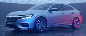 Une nouvelle Honda Insight prévue pour le Salon de l'auto de Détroit
