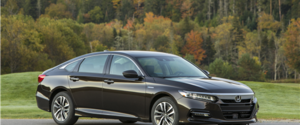 La Honda Accord Hybride 2018 est arrivée