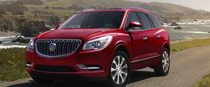 2017 Buick Enclave: When You Need a Lot of Space