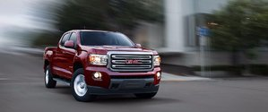 2017 GMC Canyon: Rugged and Refined