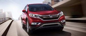 2016 Honda CR-V in Nova Scotia: The Key Is Comfort