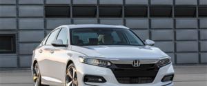 The new 2018 Honda Accord is unrecognizable