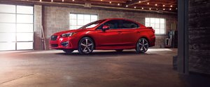 Subaru Impreza 2017 : la tendance se poursuit à Brossard