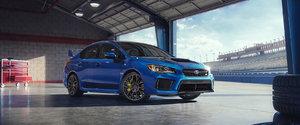 Le plaisir de conduire prend tout son sens avec la Subaru WRX 2018