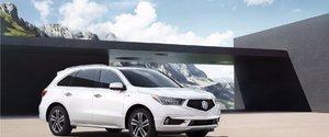 La technologie hybride au profit de la performance avec l'Acura Sport Hybrid SH-AWD