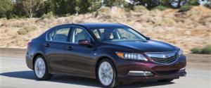 L'Acura RLX 2017 allie le luxe à l'économie