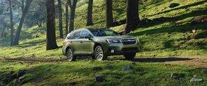 Une cure de jouvence pour le Subaru Outback 2018