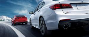 Acura TLX 2018 A-Spec : pour un peu plus de piquant
