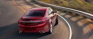 2015 Buick Regal: Rather like Royalty