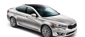 Kia Cadenza 2015 : gros luxe à prix minime